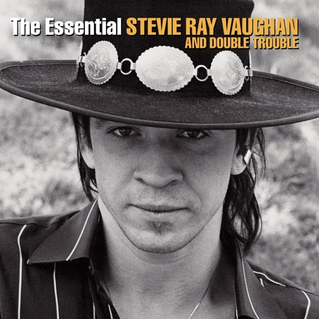 The Essential Stevie Ray Vaughan and Double Trouble - 1