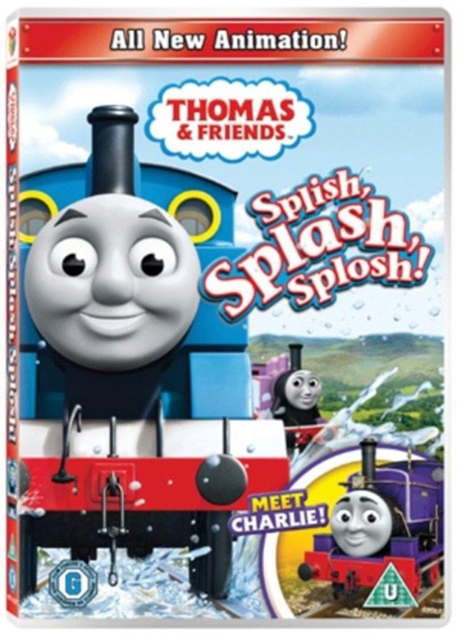 Thomas the Tank Engine and Friends: Splish, Splash, Splosh - 1
