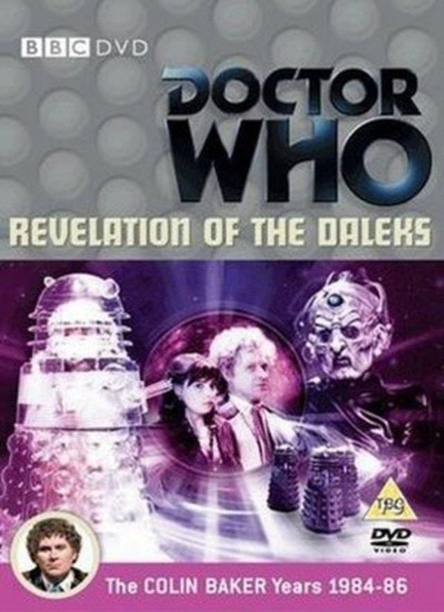 Doctor Who: Revelation of the Daleks - 1