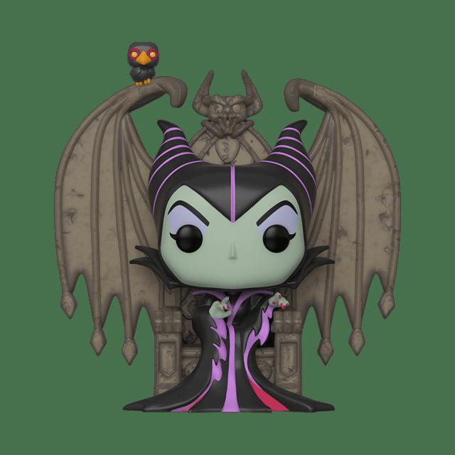 Maleficent on Throne (784) Disney Villains Deluxe Pop Vinyl - 1