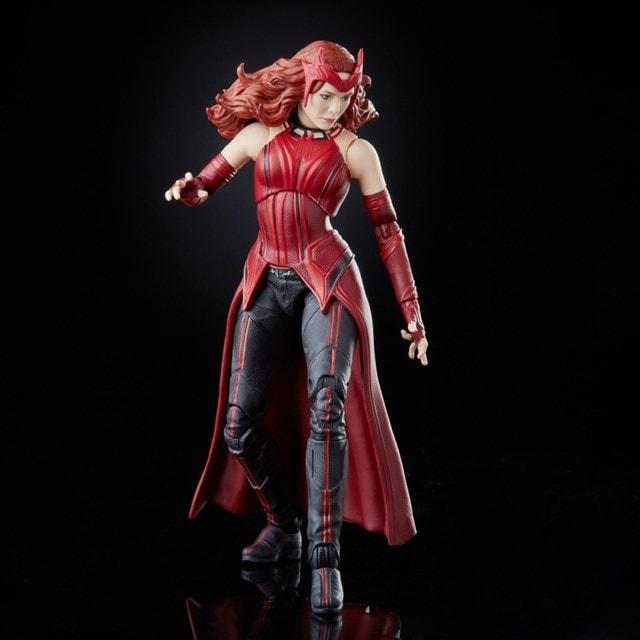 Scarlet Witch: Marvel Legends Series Action Figure - 2