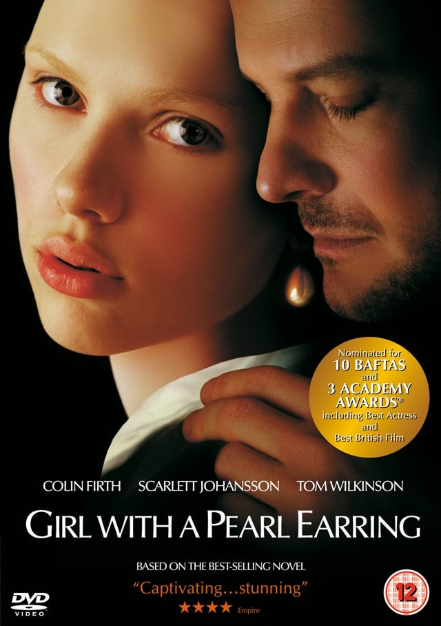 Girl With a Pearl Earring - 1