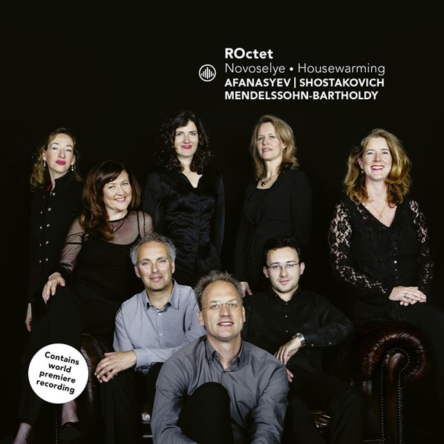 ROctet: Novoselye/Housewarming - 1