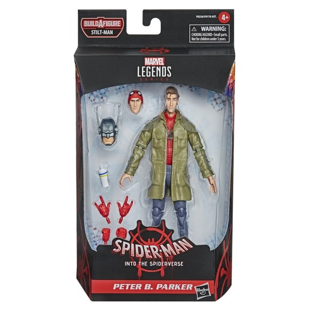 Peter B Parker: Spider-Man: Into The Spider-Verse Marvel Action Figure - 3
