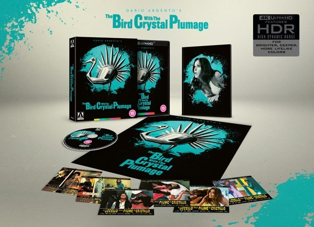 The Bird With the Crystal Plumage Limited Collector's Edition - 1