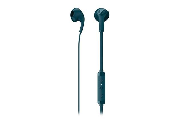 Fresh N Rebel Flow Petrol Blue Earphones - 3