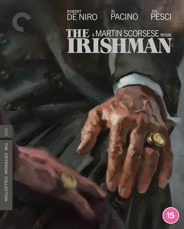 The Irishman - The Criterion Collection - 1