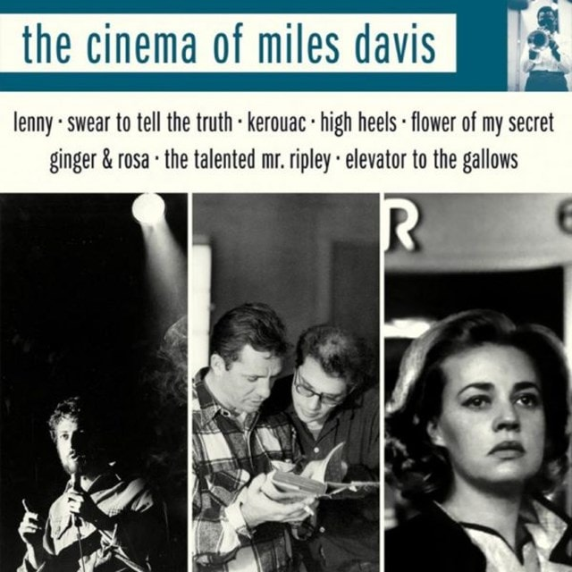 The Cinema of Miles Davis - 1