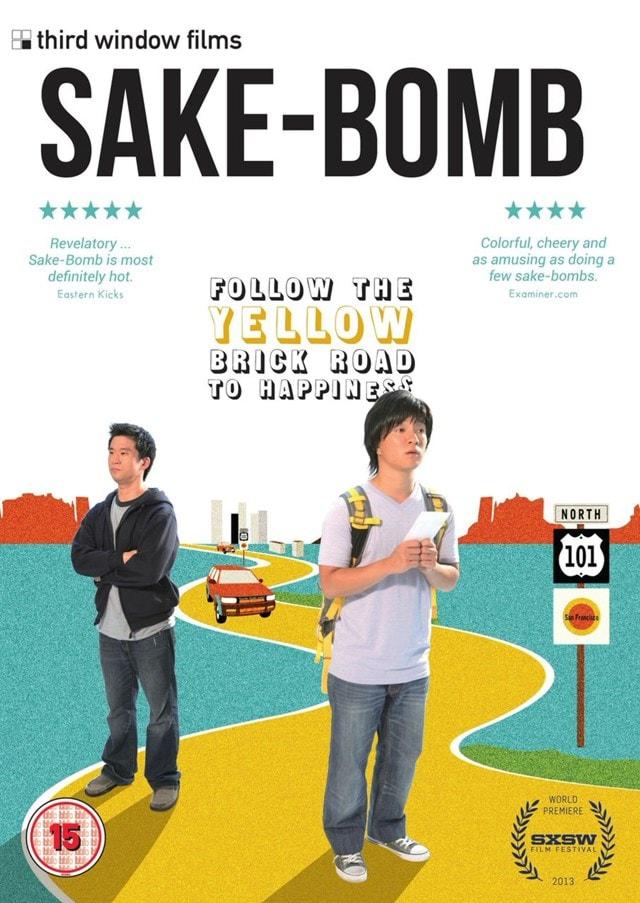 Sake-bomb - 1