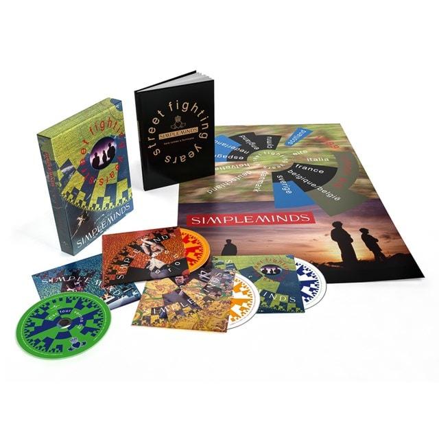 Street Fighting Years (Box Set) - 1