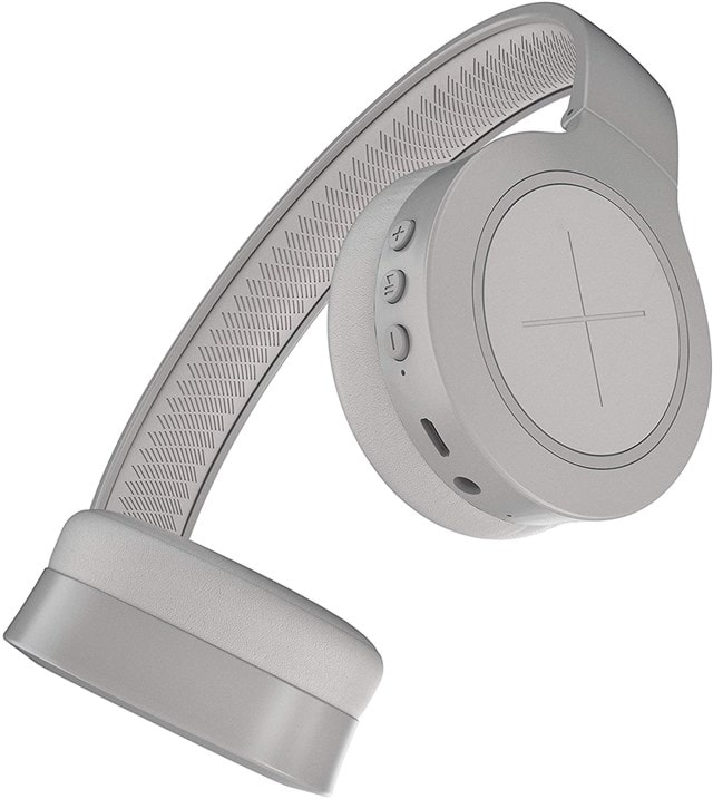X By Kygo A3/600 Stellar Grey Bluetooth Headphones - 3