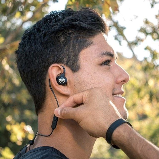 J-Lab Epic Sport Black Bluetooth Earphones - 5