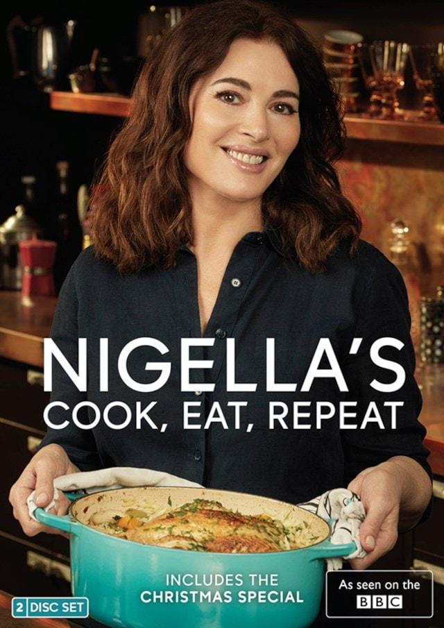 Nigella's Cook, Eat, Repeat - 1