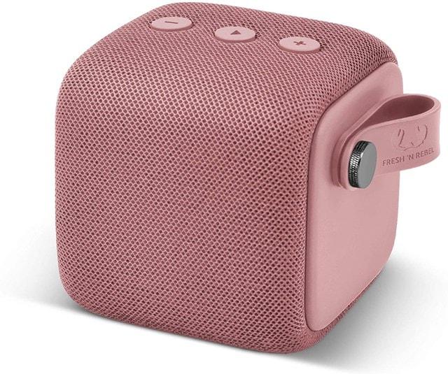 Fresh N Rebel Bold S Dusty Pink Bluetooth Speaker - 1