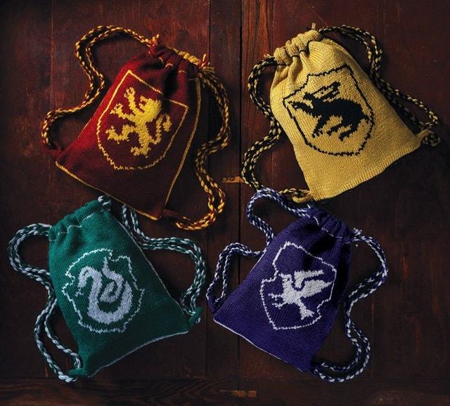 Gryffindor House Kit Bag: Harry Potter Knit Kit - 5