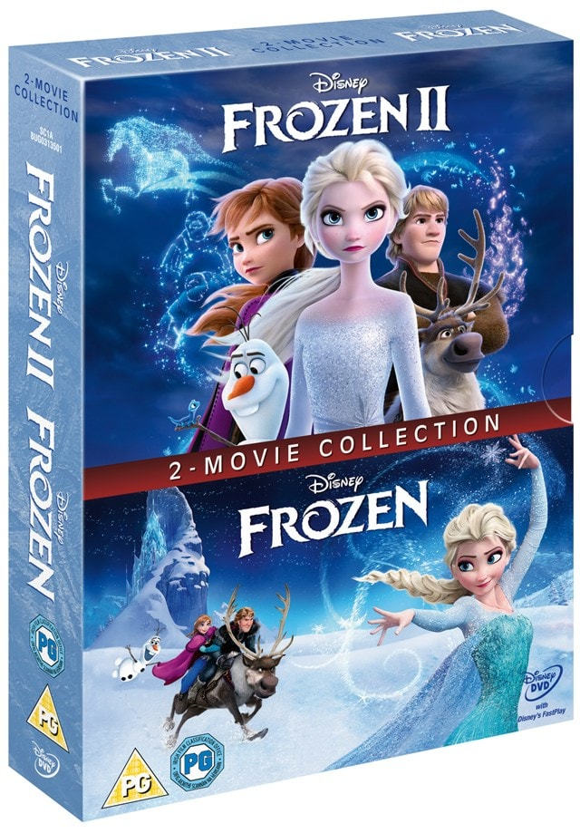 Frozen: 2-movie Collection - 2