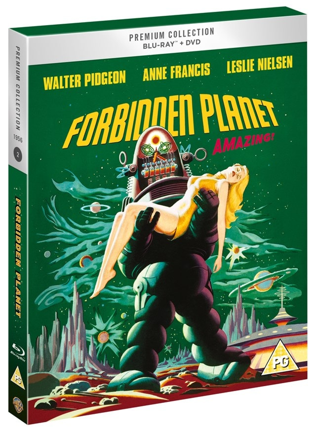 Forbidden Planet (hmv Exclusive) - The Premium Collection - 3
