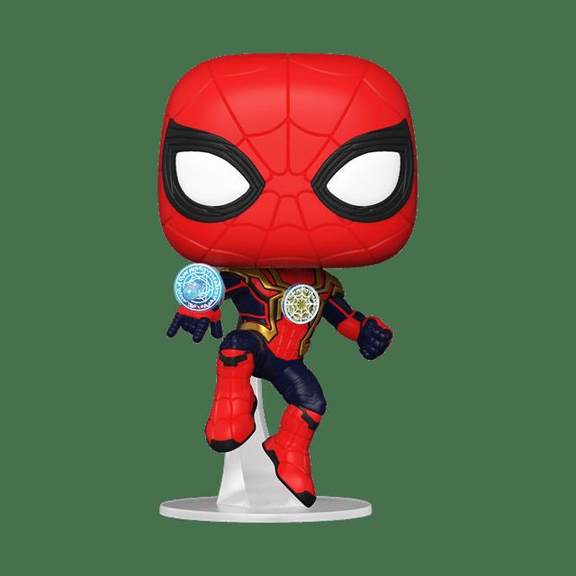 Spider-Man Integrated Suit (913): Spider-Man No Way Home Pop Vinyl - 1