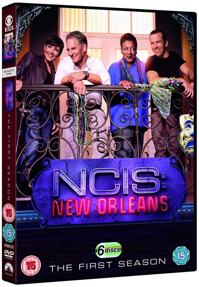 NCIS New Orleans: The First Season - 2