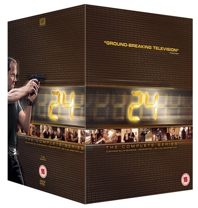 24: The Complete Collection - 2