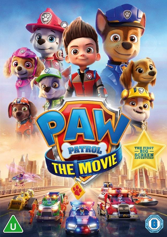 The Paw Patrol Movie - 1