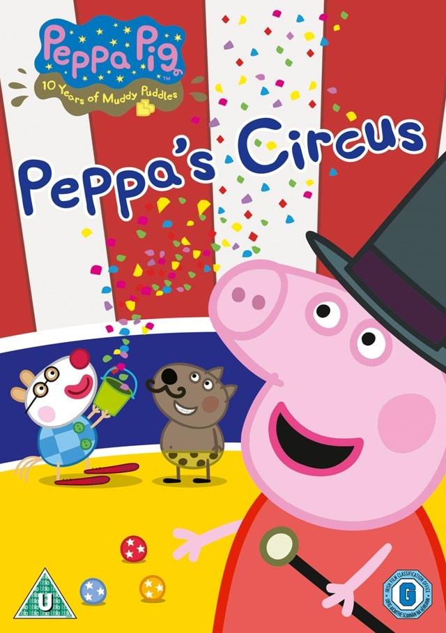 Peppa Pig: Peppa's Circus - 1