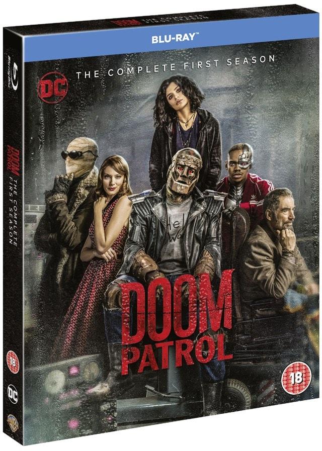 Doom Patrol: The Complete First Season - 2