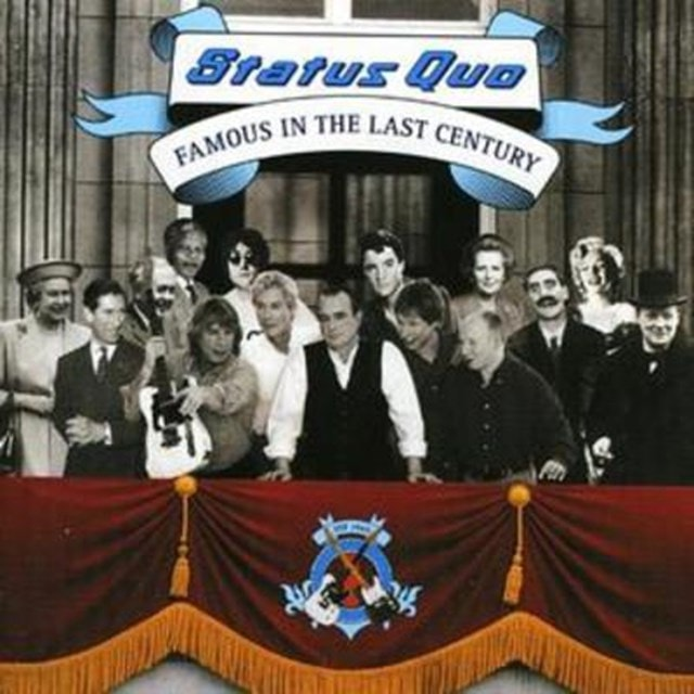 Famous in the Last Century - 1