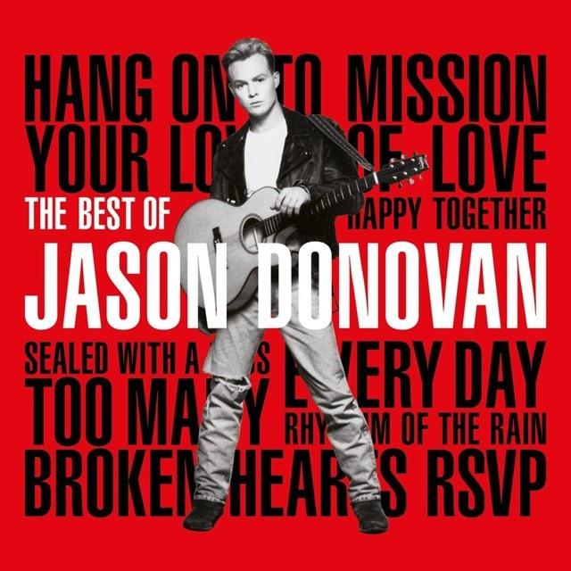 The Best of Jason Donovan - 1