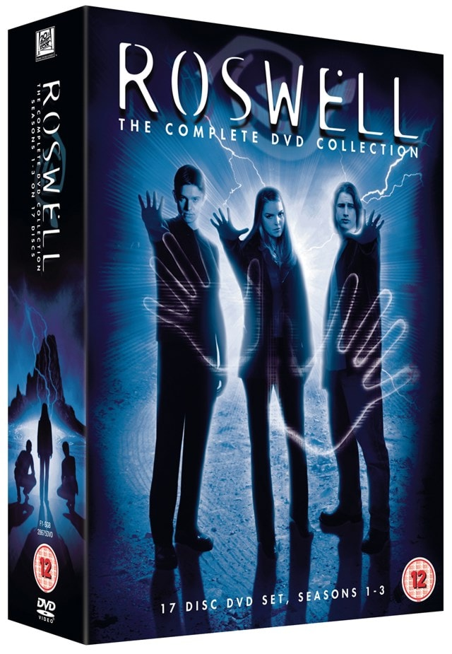Roswell: The Complete Collection - 2