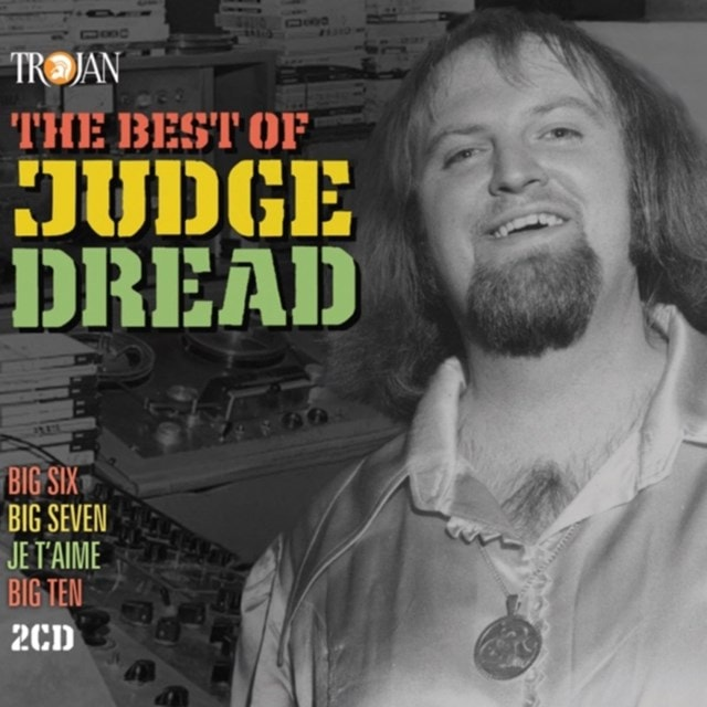 The Best of Judge Dread - 1