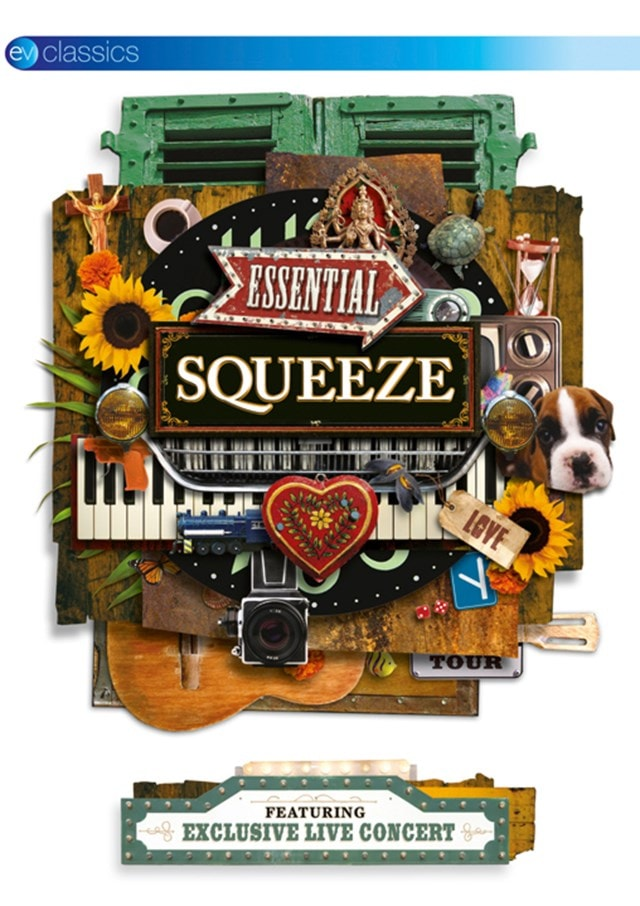 Squeeze: Essential Squeeze - 1