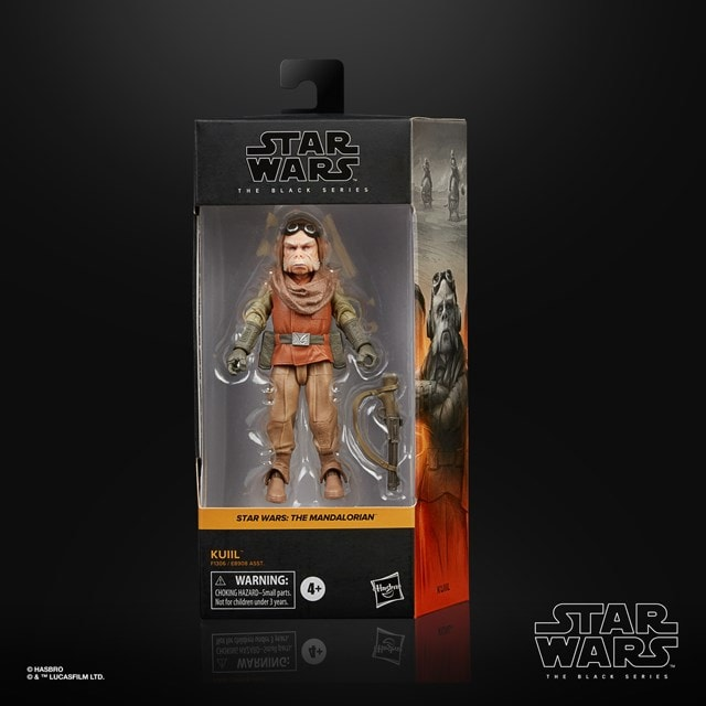Kuill: The Mandalorian: The Black Series: Star Wars Action Figure - 5