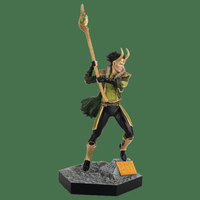 Loki: Marvel Hero Collector Figurine - 1