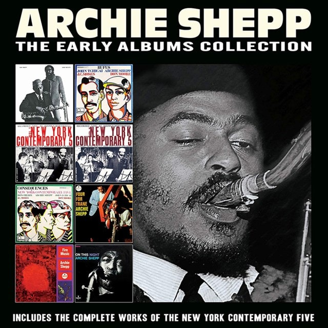 The Early Albums Collection - 1