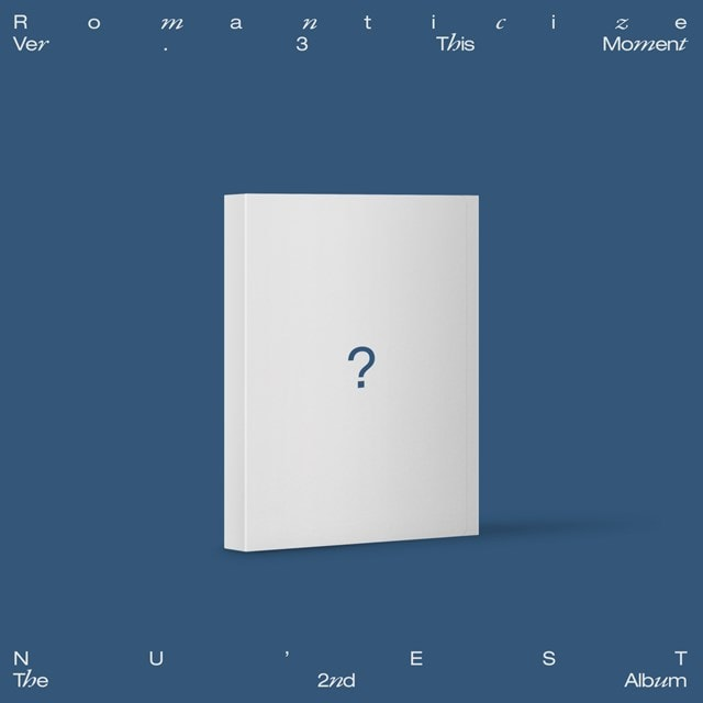 The 2nd Album 'Romanticize' - This Moment - 1
