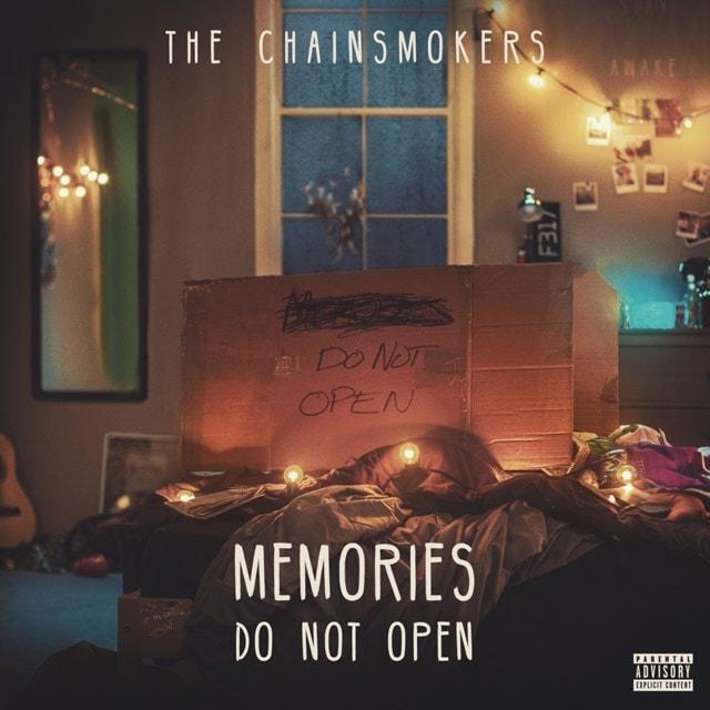 Memories...Do Not Open - 1