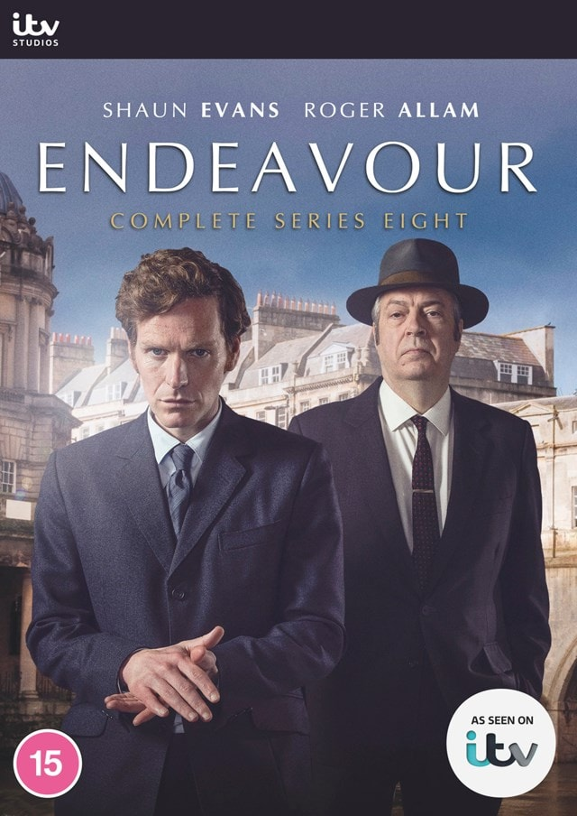 Endeavour: Complete Series Eight - 1