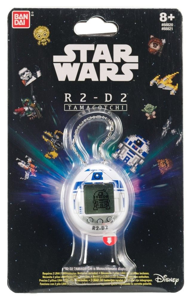 Star Wars: R2-D2: White Tamagotchi - 9