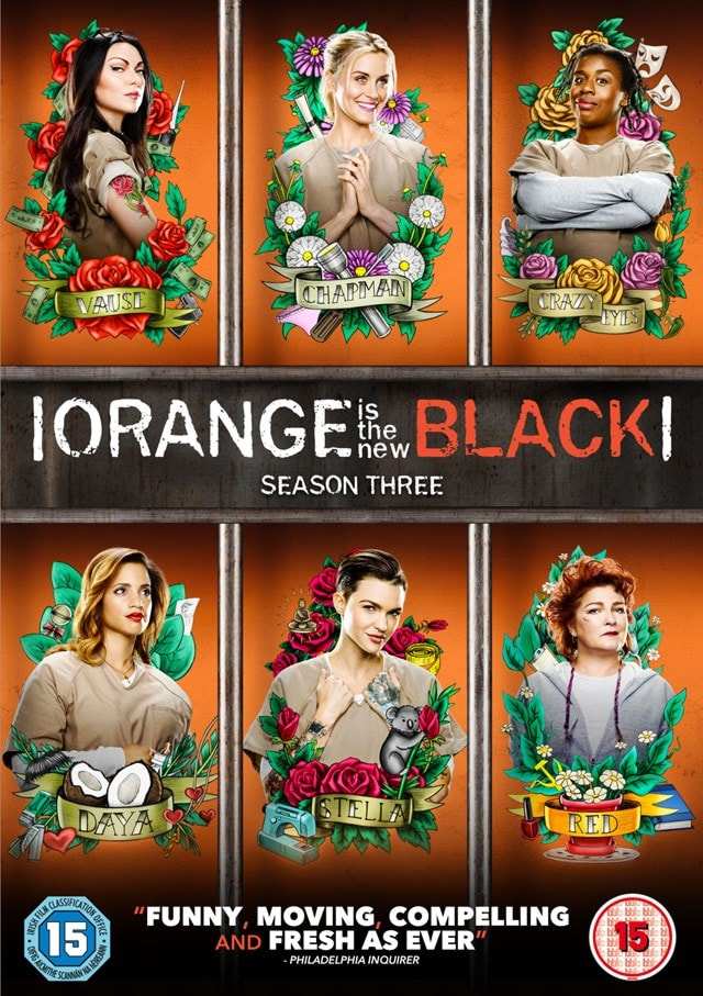 Orange Is the New Black: Season 3 - 1
