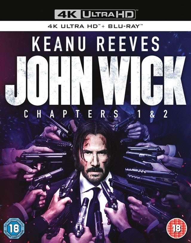 John Wick: Chapters 1 & 2 - 1