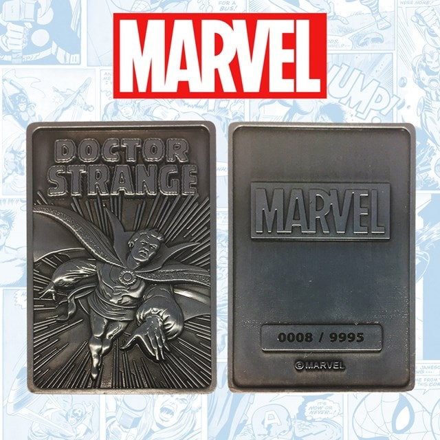 Doctor Strange: Marvel Limited Edition Ingot Collectible - 2