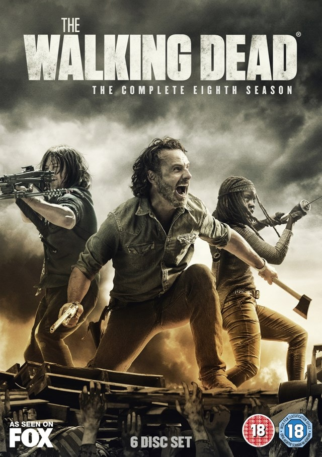 The Walking Dead: The Complete Eighth Season - 1