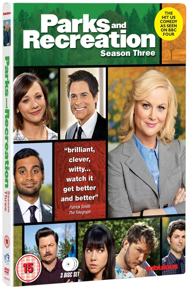 Parks and Recreation: Season Three - 2