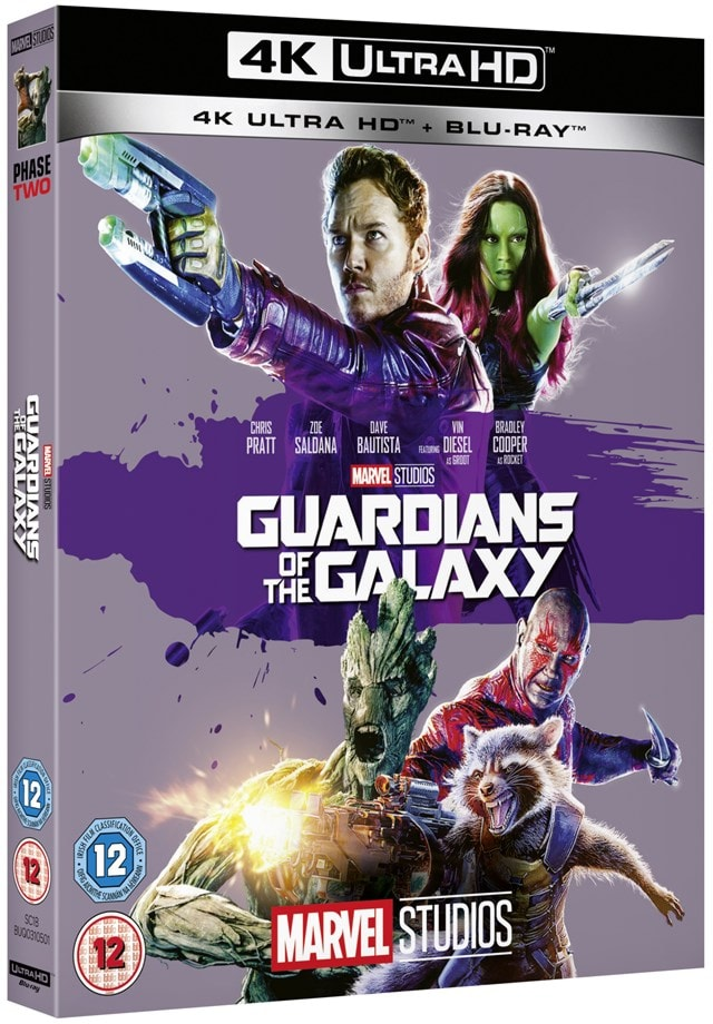 Guardians of the Galaxy - 2