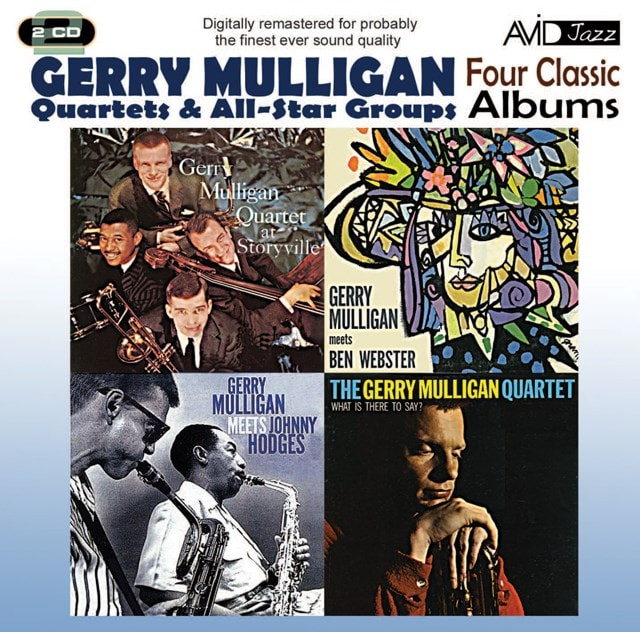 Four Classic Albums: Meets Johnny Hodges/What Is There to Say?/Meets Ben Webster/... - 1