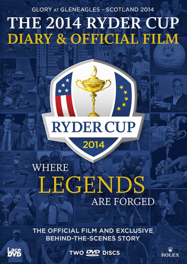 Ryder Cup: 2014 - Official Film and Diary - 40th Ryder Cup - 1