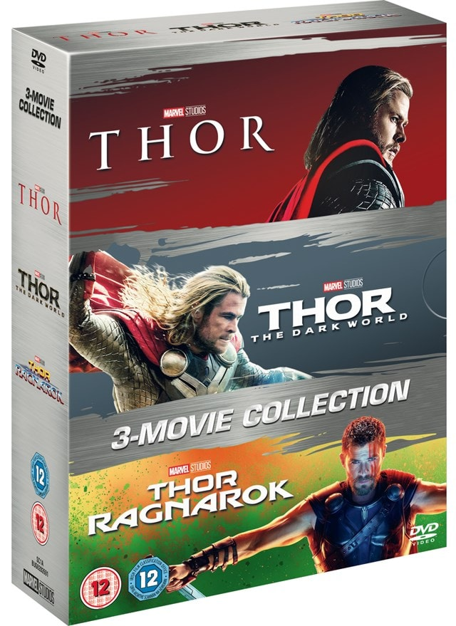 Thor: 3-movie Collection - 2