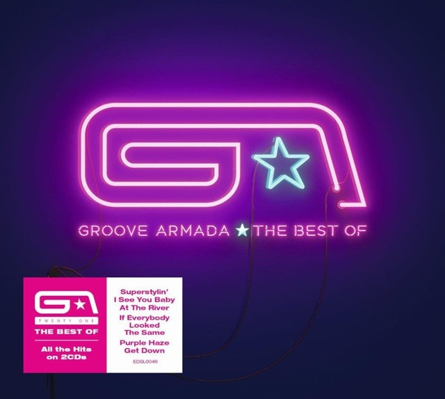 The Best of Groove Armada - 1