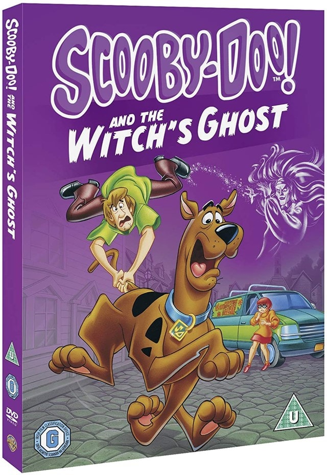 Scooby-Doo: Scooby-Doo and the Witch's Ghost - 2